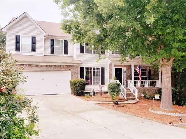 1346 Poison Oak Trace, Lawrenceville, GA 30045 (MLS #6917572) :: North Atlanta Home Team