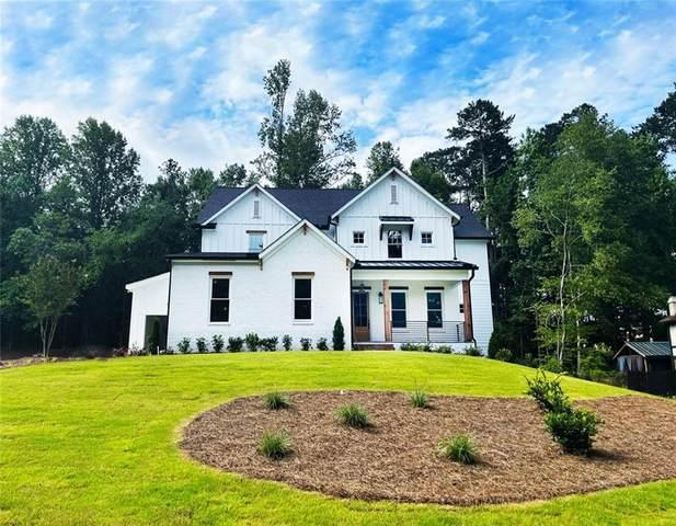 3126 Garden Lane Drive, Marietta, GA 30062 (MLS #6917593) :: The Kroupa Team | Berkshire Hathaway HomeServices Georgia Properties