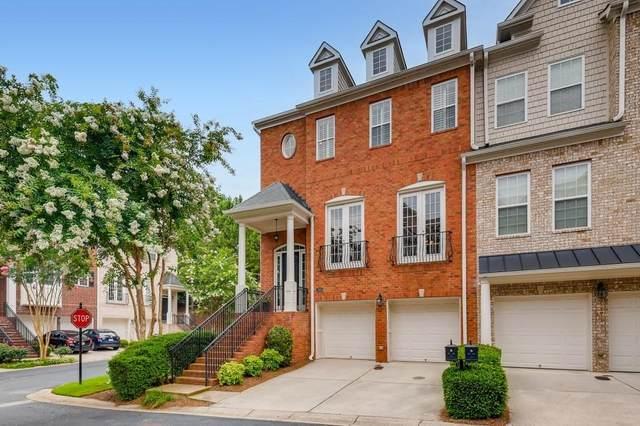 3025 Woodwalk Drive SE #17, Atlanta, GA 30339 (MLS #6917594) :: Path & Post Real Estate