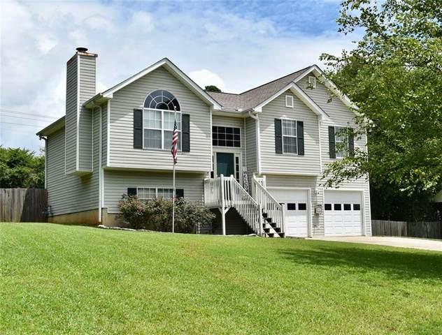 132 Ridgefield Drive, Douglasville, GA 30134 (MLS #6917602) :: North Atlanta Home Team