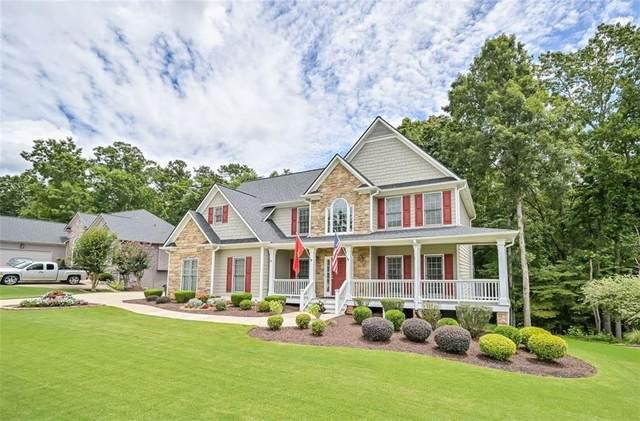 1330 Chester Harris Drive N, Dallas, GA 30132 (MLS #6917621) :: North Atlanta Home Team