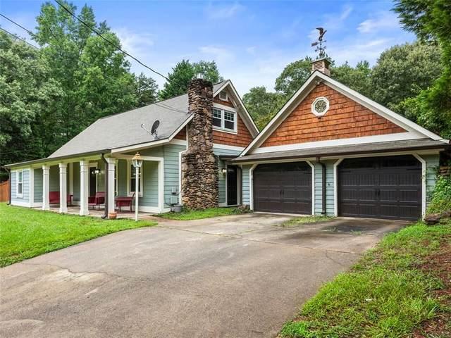 2853 Davis Road, Marietta, GA 30062 (MLS #6917632) :: Path & Post Real Estate