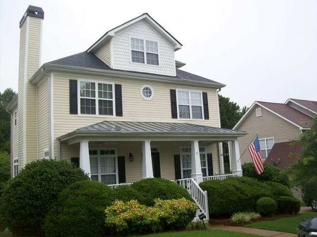 39 The Crescent, Newnan, GA 30263 (MLS #6917638) :: North Atlanta Home Team
