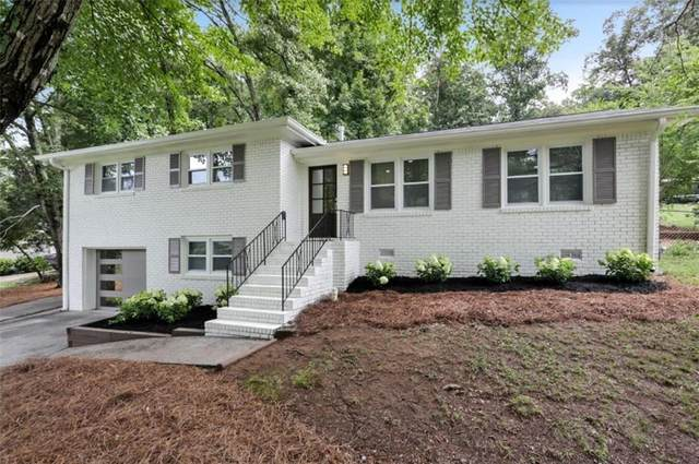 1367 Piedmont Road NE, Marietta, GA 30066 (MLS #6917652) :: North Atlanta Home Team