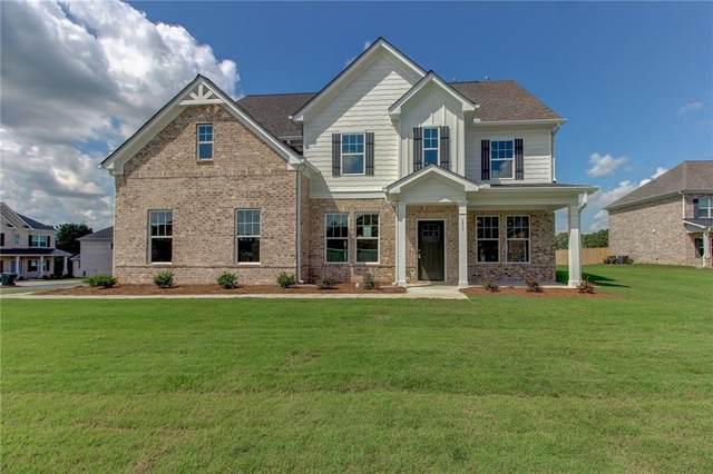 3012 Centennial Court, Conyers, GA 30013 (MLS #6917656) :: North Atlanta Home Team