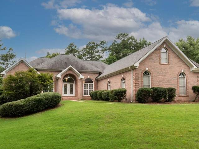 2361 Fairhaven Cove, Conyers, GA 30012 (MLS #6917658) :: The Gurley Team