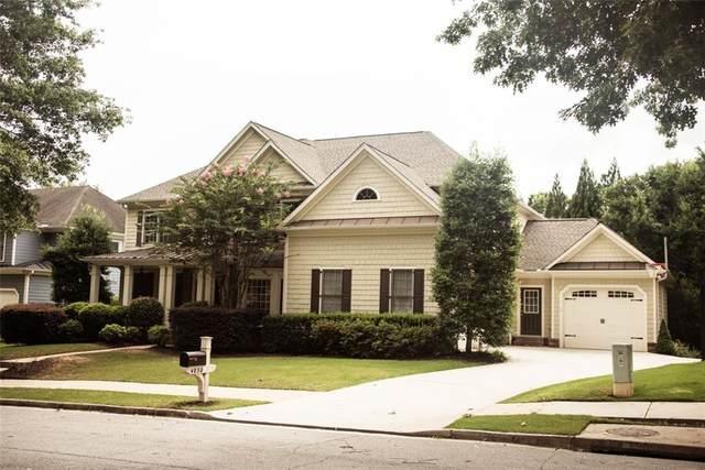 4830 Spring Park Circle, Suwanee, GA 30024 (MLS #6917666) :: North Atlanta Home Team