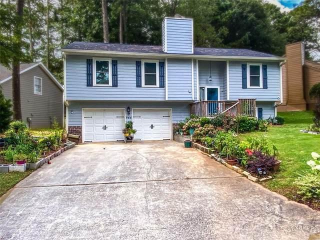 946 Lake Watch Drive, Stone Mountain, GA 30088 (MLS #6917688) :: AlpharettaZen Expert Home Advisors