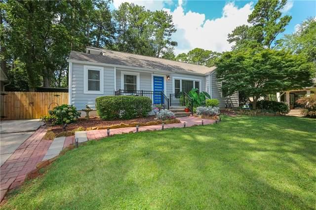965 Lindridge Way NE, Atlanta, GA 30324 (MLS #6917697) :: Maximum One Partners