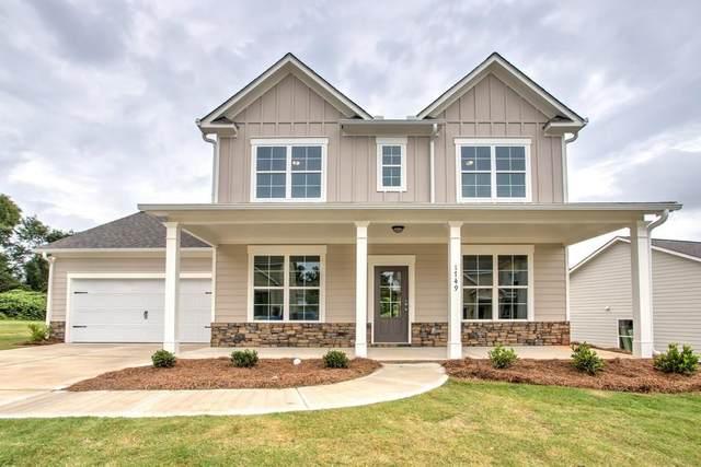 1749 Morgan Lane, Conyers, GA 30012 (MLS #6917713) :: AlpharettaZen Expert Home Advisors
