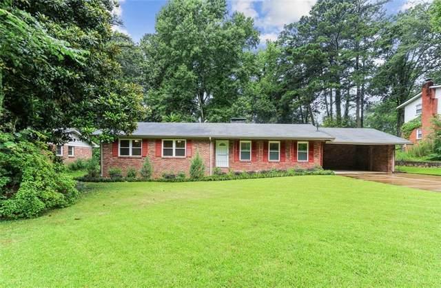 1632 Drayton Woods Drive, Tucker, GA 30084 (MLS #6917728) :: North Atlanta Home Team