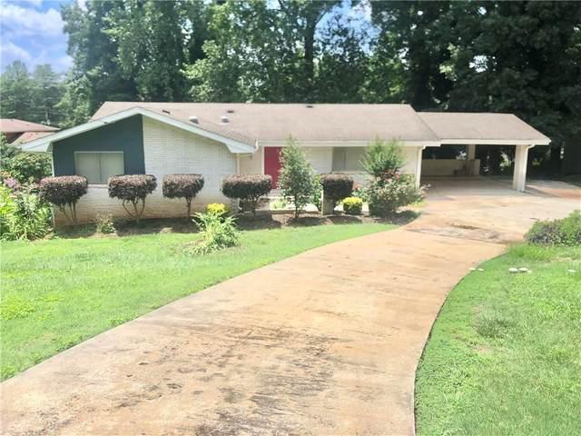 2241 Sterling Ridge Road, Decatur, GA 30032 (MLS #6917731) :: Path & Post Real Estate