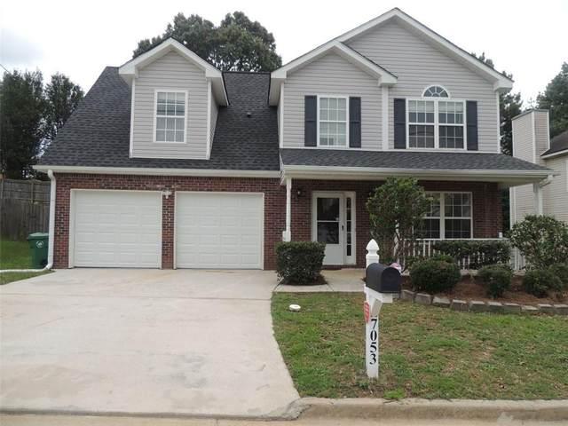 7053 Red Maple Lane, Lithonia, GA 30058 (MLS #6917732) :: AlpharettaZen Expert Home Advisors