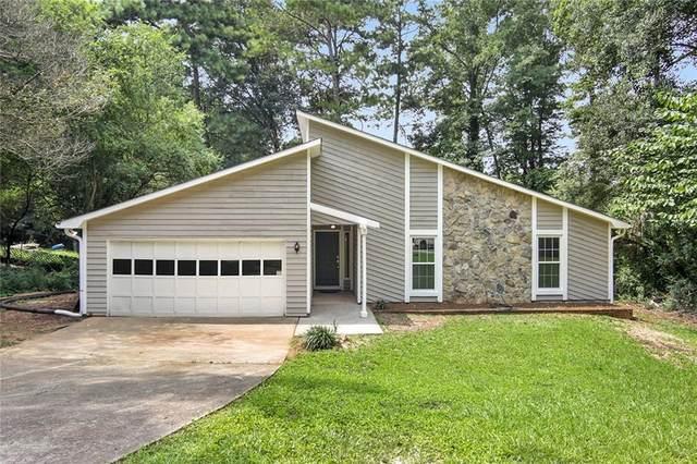 4805 Lake Park Ct Nw, Lilburn, GA 30047 (MLS #6917740) :: Dillard and Company Realty Group