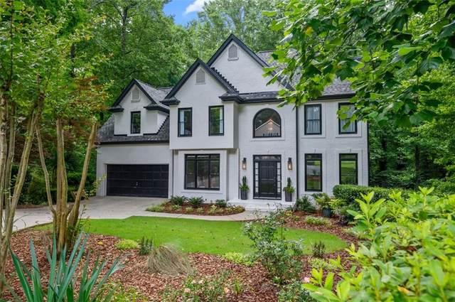 415 Paddock Hill Court, Roswell, GA 30075 (MLS #6917752) :: North Atlanta Home Team