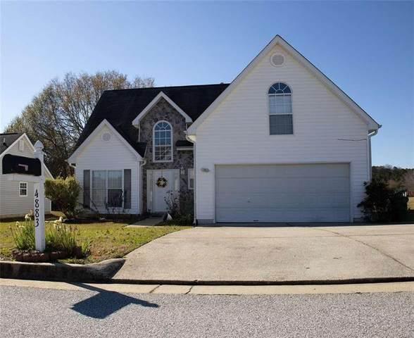 4883 Ozment Ridge Court, Lithonia, GA 30038 (MLS #6917756) :: North Atlanta Home Team