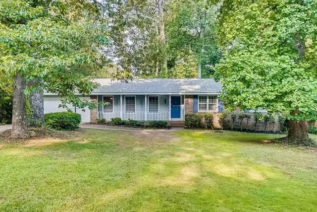 1339 Renee Drive, Lilburn, GA 30047 (MLS #6917758) :: North Atlanta Home Team