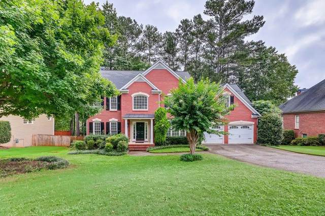 4451 Blowing Wind Drive NW, Acworth, GA 30101 (MLS #6917773) :: Path & Post Real Estate