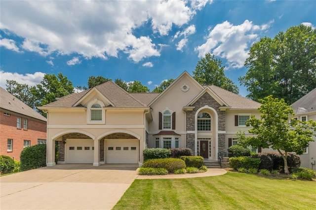 1374 Downington Lane NW, Acworth, GA 30101 (MLS #6917782) :: North Atlanta Home Team
