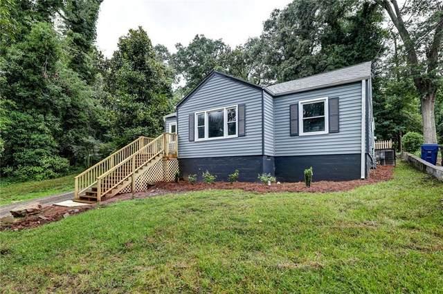 1629 Woodland Avenue SE, Atlanta, GA 30316 (MLS #6917783) :: Charlie Ballard Real Estate