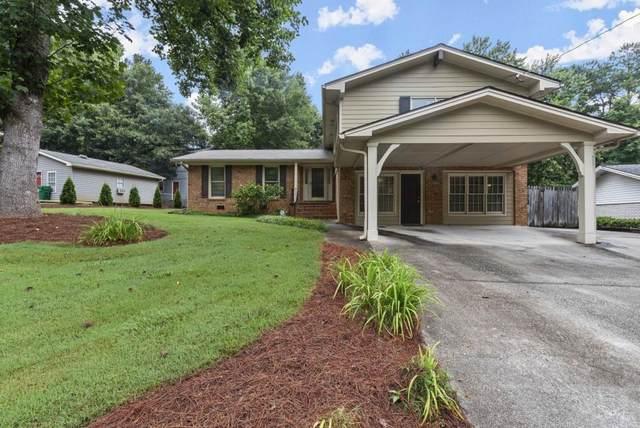 4943 Cambridge Drive, Dunwoody, GA 30338 (MLS #6917794) :: North Atlanta Home Team