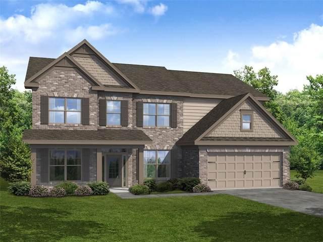44 Whistling Drive, Jefferson, GA 30549 (MLS #6917801) :: Charlie Ballard Real Estate