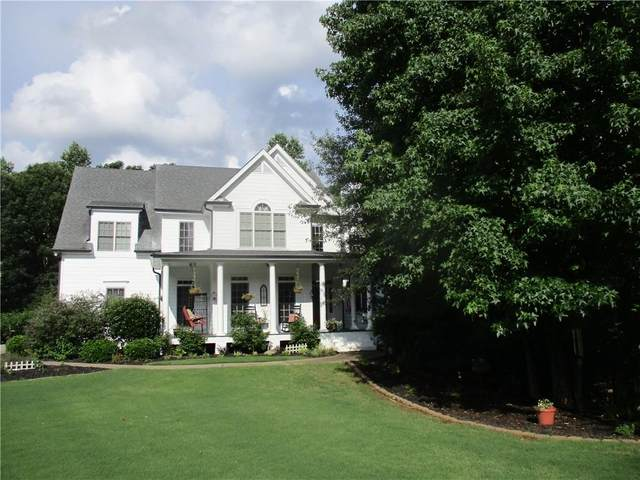 1304 Olive Street, Canton, GA 30115 (MLS #6917811) :: Compass Georgia LLC
