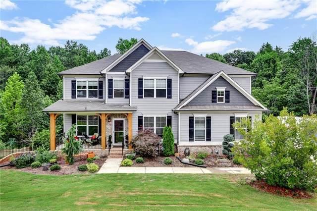 8370 Gannon Trail, Gainesville, GA 30506 (MLS #6917813) :: North Atlanta Home Team