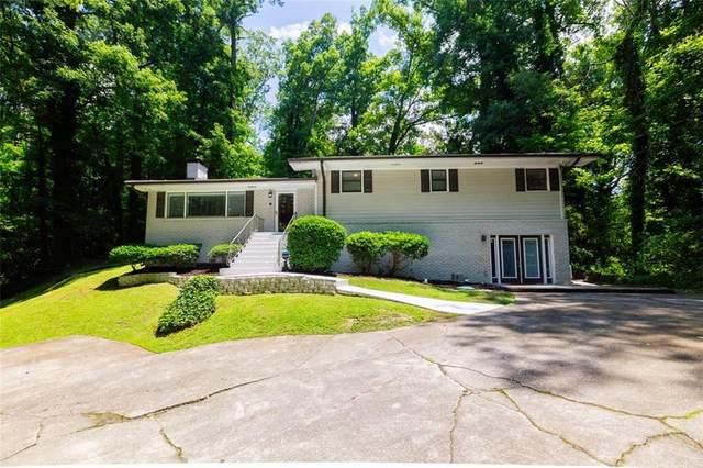 503 Collier Ridge Drive NW, Atlanta, GA 30318 (MLS #6917818) :: AlpharettaZen Expert Home Advisors