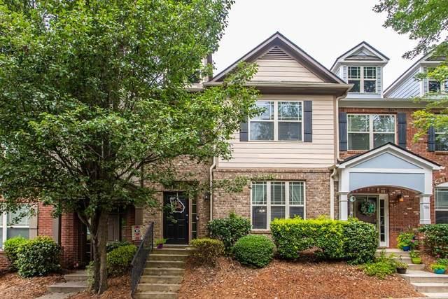 518 Ridge View Crossing, Woodstock, GA 30188 (MLS #6917822) :: Path & Post Real Estate
