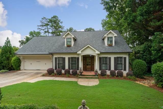 280 Cochran Drive, Gainesville, GA 30506 (MLS #6917825) :: North Atlanta Home Team