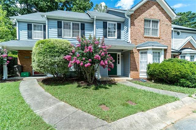 1105 Country Club Place NW, Kennesaw, GA 30144 (MLS #6917837) :: Maximum One Partners