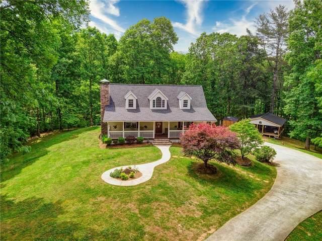 890 Gunstock Creek Road, Ellijay, GA 30540 (MLS #6917864) :: North Atlanta Home Team