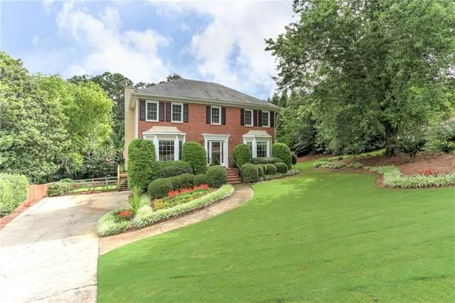 1813 Tilliewood Trail NE, Marietta, GA 30066 (MLS #6917865) :: Path & Post Real Estate