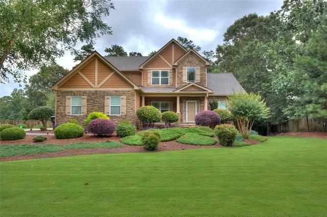 100 Union Ridge Way, Dallas, GA 30132 (MLS #6917872) :: AlpharettaZen Expert Home Advisors