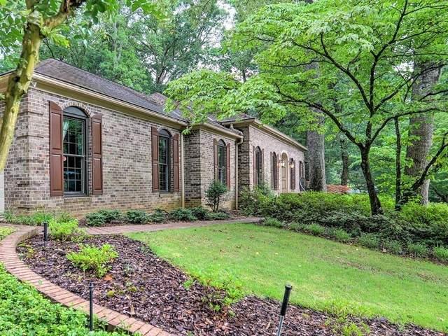 5150 Hampton Lake Drive, Marietta, GA 30068 (MLS #6917879) :: Kennesaw Life Real Estate
