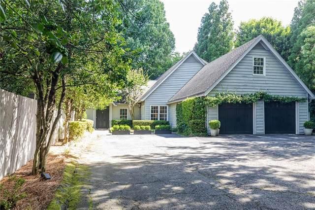 76 Palisades Road NE, Atlanta, GA 30309 (MLS #6917880) :: Charlie Ballard Real Estate