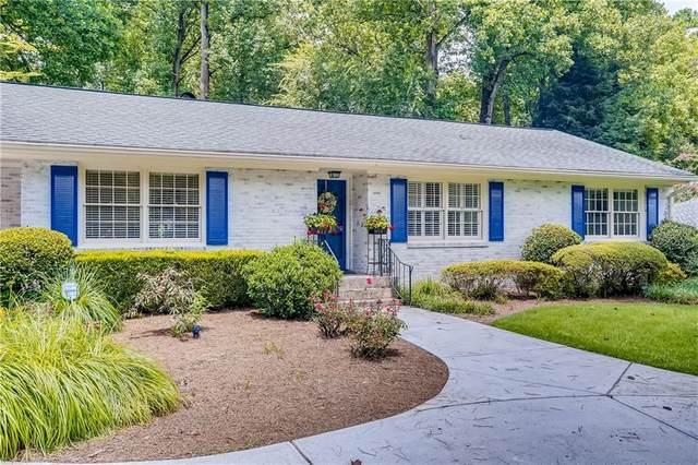 2380 Howell Mill Road NW, Atlanta, GA 30318 (MLS #6917887) :: Charlie Ballard Real Estate