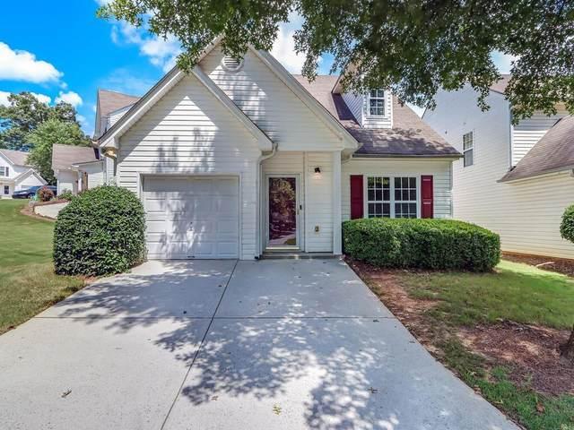109 Springbottom Drive, Lawrenceville, GA 30046 (MLS #6917915) :: North Atlanta Home Team