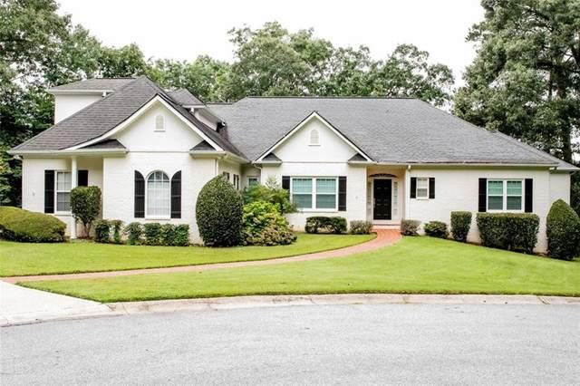 2583 Highland Golf Course Drive SE, Conyers, GA 30013 (MLS #6917918) :: North Atlanta Home Team