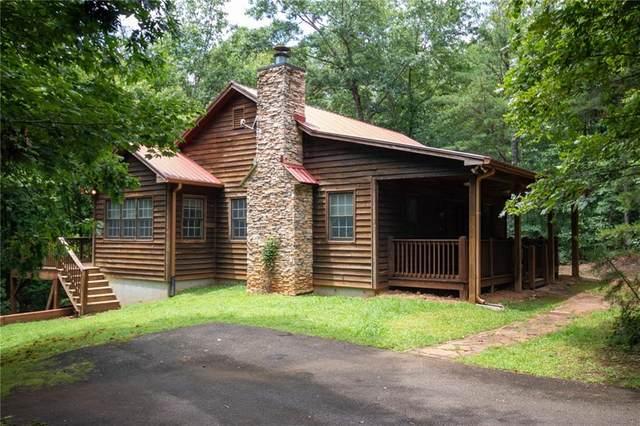 196 Woods Drive, Dahlonega, GA 30533 (MLS #6917926) :: Path & Post Real Estate