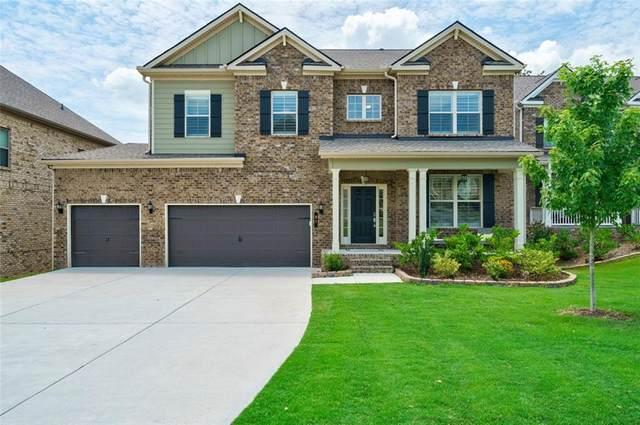 97 Addison Woods Drive, Sugar Hill, GA 30518 (MLS #6917948) :: North Atlanta Home Team