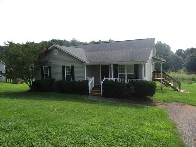 356 Leonard Pruitt Road, Dahlonega, GA 30533 (MLS #6917950) :: Path & Post Real Estate
