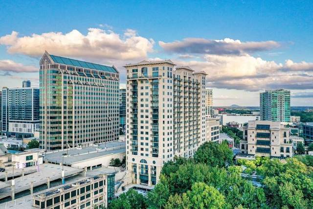 3040 NW Peachtree Road #311, Atlanta, GA 30305 (MLS #6917952) :: The Cole Realty Group