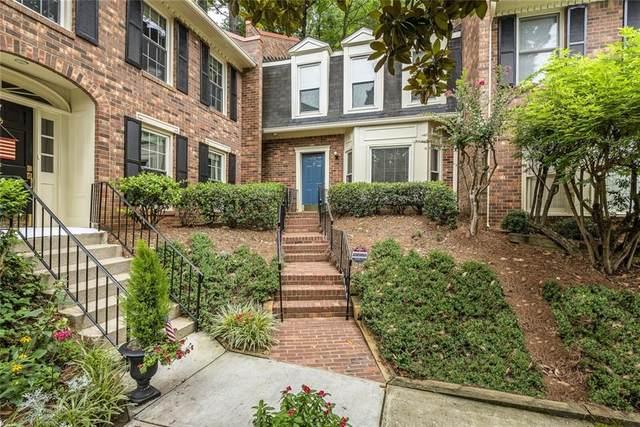 16 Jefferson Hill Place NE, Atlanta, GA 30342 (MLS #6917960) :: North Atlanta Home Team