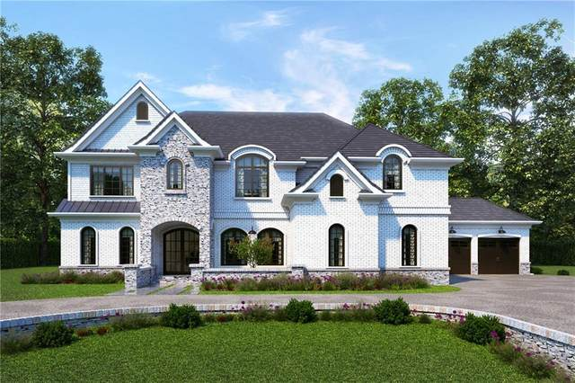 655 W Paces Ferry Road NW, Atlanta, GA 30327 (MLS #6917964) :: The Gurley Team
