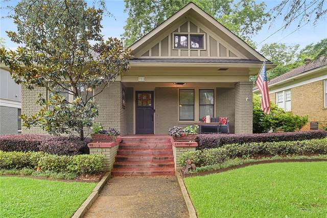 153 Greenwood Place, Decatur, GA 30030 (MLS #6917967) :: North Atlanta Home Team