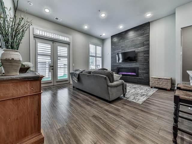 160 Fowler Street #102, Woodstock, GA 30188 (MLS #6917979) :: Path & Post Real Estate