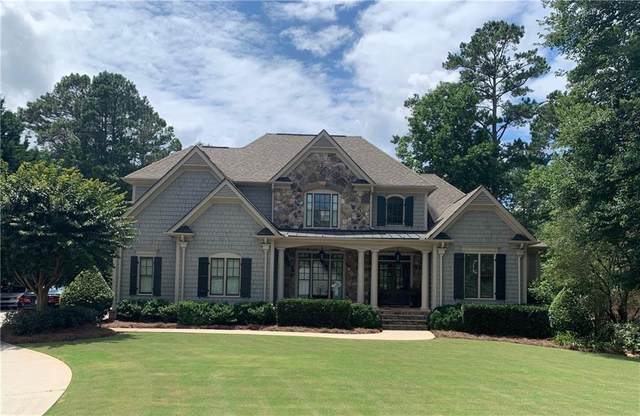 2301 Starr Lake Drive, Acworth, GA 30101 (MLS #6918015) :: North Atlanta Home Team