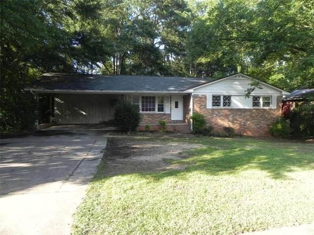 1055 College Station Road, Athens, GA 30605 (MLS #6918023) :: North Atlanta Home Team